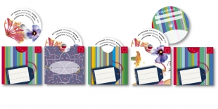 ColorBoni Mini / 5 Mini-Geschenkgutscheine