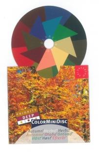 ColorMiniDisc Herbst / Priorität dunkel, VE (5 St.)