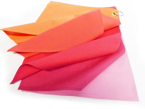 ColorFlag Coral-Set