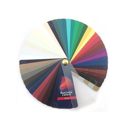 ColorPocket Business (Damen) dunkles Farbspektrum