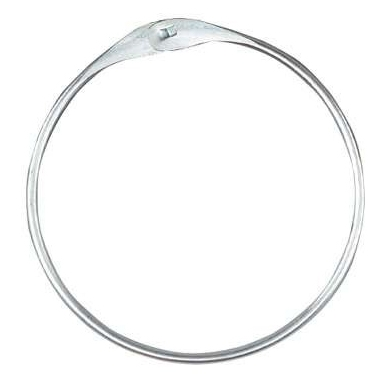 Merchandise Rings, ∅ 100 mm / PU (5)