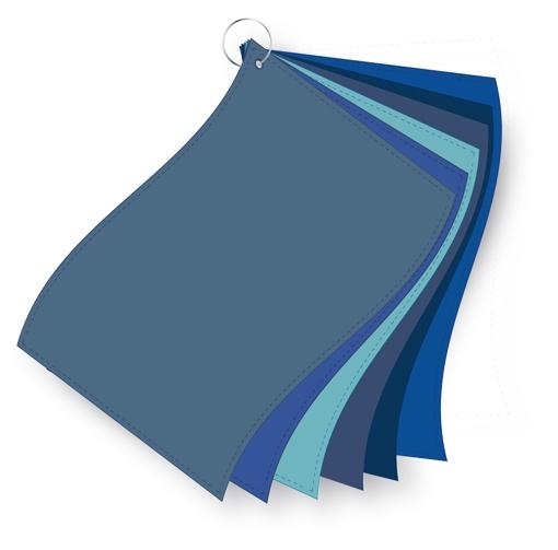 Colorful Blue (Variationen)