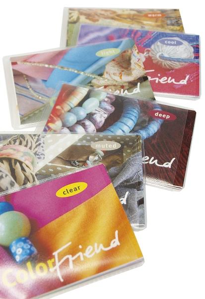 ColorFriend Set, 6 Dominant Color Qualities