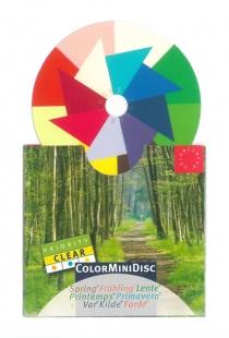 ColorMiniDisc Frühling / Priorität klar, VE (5 St.)