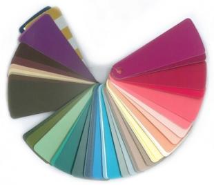 48 ColorFlakes / Sommer-Herbst / gedämpftes Spektrum