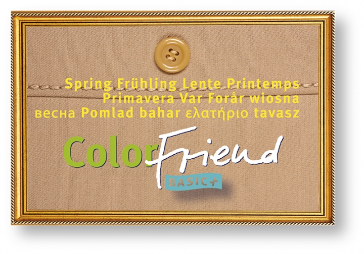 ColorFriend Spring Basic+