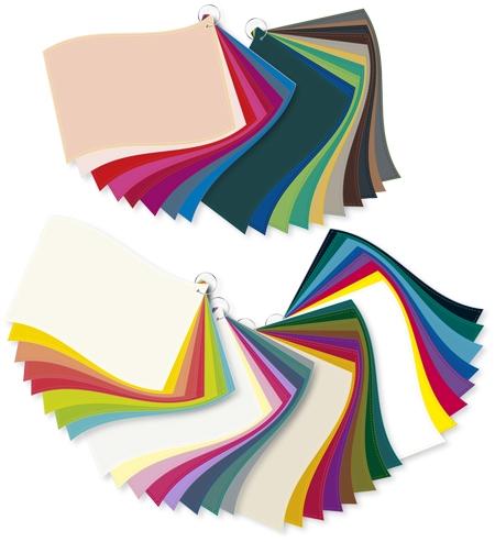 ColorFlag-Tüchersatz 50 / 4 Jahreszeiten