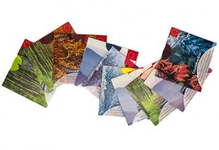 ColorMiniDisc-Set, 10 Jahreszeiten