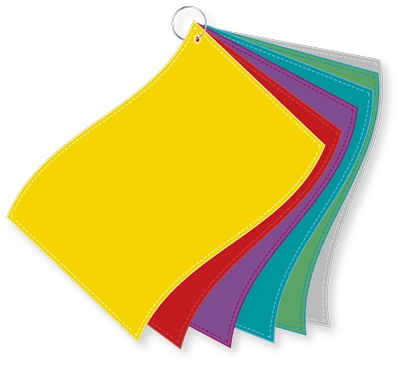 ColorFlag Sorting Spring / Priority Clear (6)