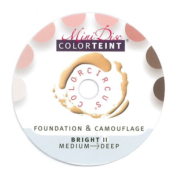 "ColorTeint MiniDisc ""Bright II"" / PU (5)"