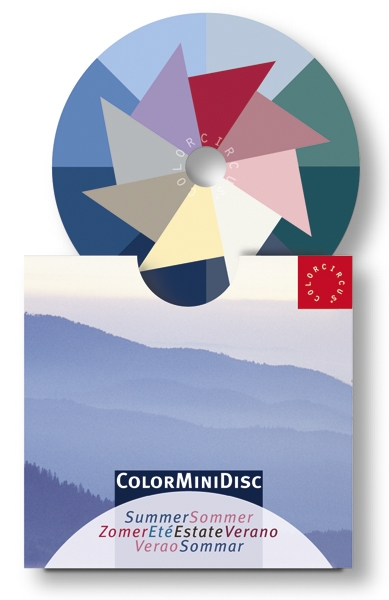 "ColorMiniDisc ""Summer"", 5 (PU)"