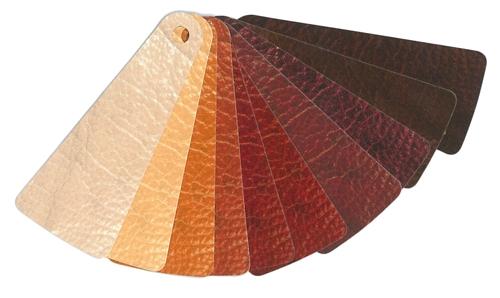 ColorFlakes, Leather Nuances / Set (10)