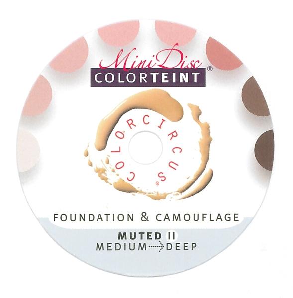 ColorTeint MiniDisc, VE (5 St.), mild II (mild dunkel)