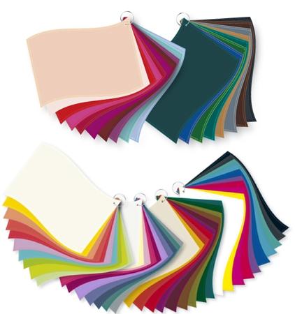 ColorFlag-Tüchersatz 60 / 4 Jahreszeiten