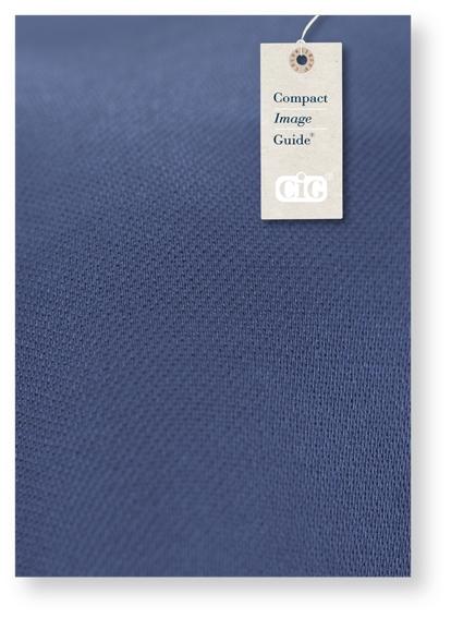 C.I.G. Einschlagmappe blau / VE (5)