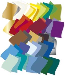 ColorFlag-Tüchersatz 150 / Farbqualitäten Maxisortierung