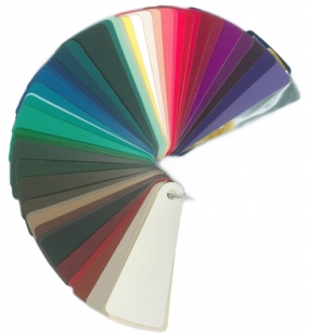 48 ColorFlakes / Herbst-Winter / dunkles Spektrum