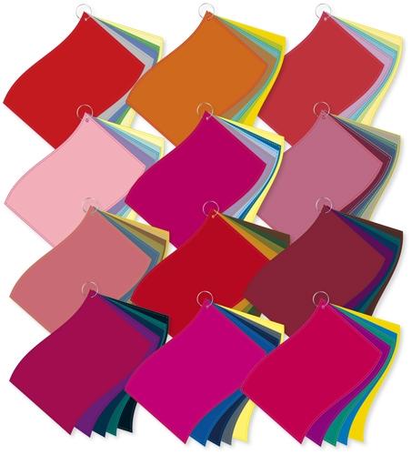 ColorFlag Basic+ Sorting 60 / 4 x 3 Seasons + Priorities