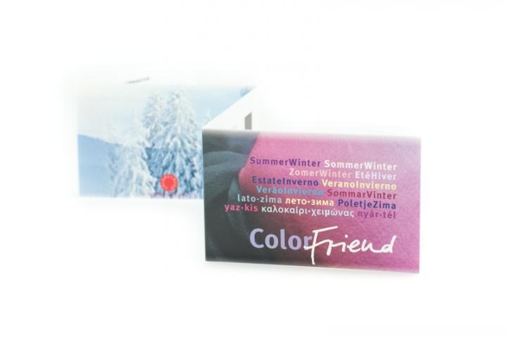ColorFriend Summer-Winter