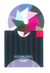 ColorMiniDisc kühl / VE (5 St.)