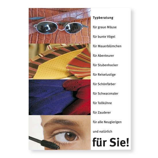 """Postkarte """"Für Sie!"""""""