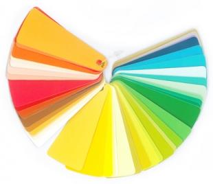 48 ColorFlakes / Frühlingsnuancen