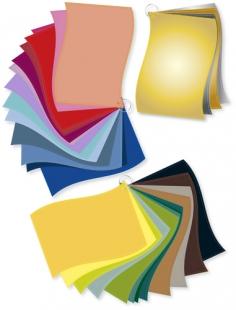 ColorFlag-Tüchersatz 30 / Analyse warm + kühl