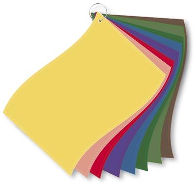 ColorFlag-Einzelbund / Farbqualität warm (8)