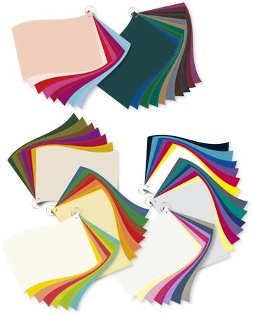ColorFlag-Tüchersatz 60 / 6 Jahreszeiten