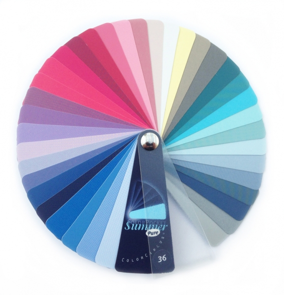 CP Pure Summer 36 Colors