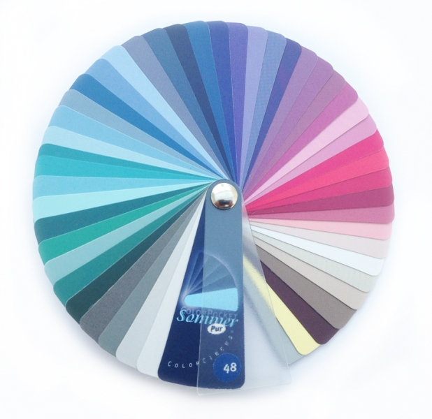 CP Pure Summer 48 Colors
