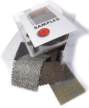 Sample Box / Woven Business Fabrics