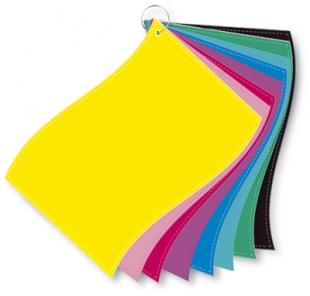 ColorFlag-Einzelbund / Farbqualität klar (8)