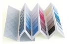 FlagFolder- Stofffarbfächer nach Jahreszeiten und deren Schwerpunkten zum Auffalten