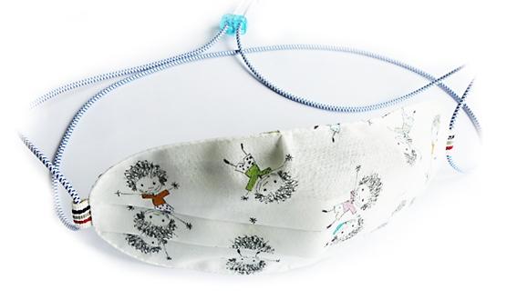Ovaletti - Mund-Nasen-Maske / Mamas Liebling
