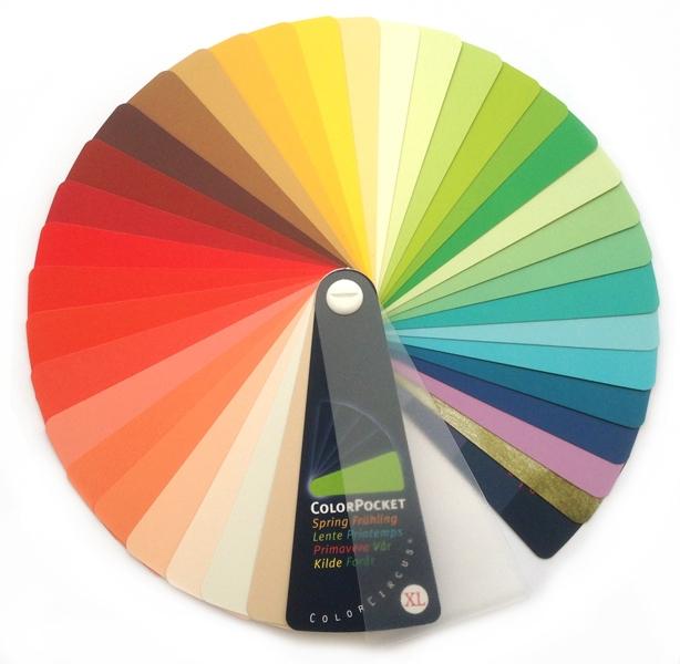 ColorPocket XL Spring