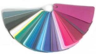 48 ColorFlakes, Sommer-Winter / kühles Spektrum