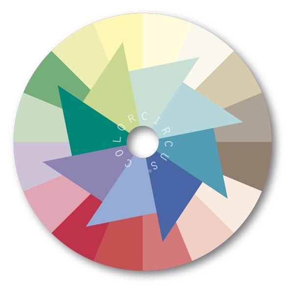 ColorDisc helle Nuancen