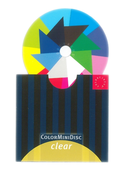 ColorMiniDisc Clear / VE (5)