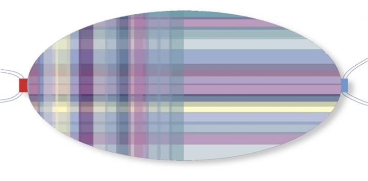 Ovaletti / Elegantly Checkered