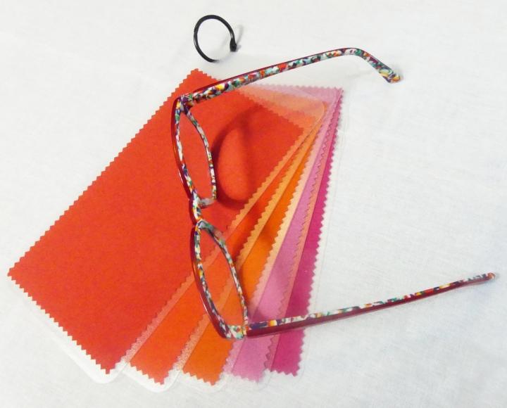 Colopti-Farbkarten-Sets / 4 Ringe (à 10)