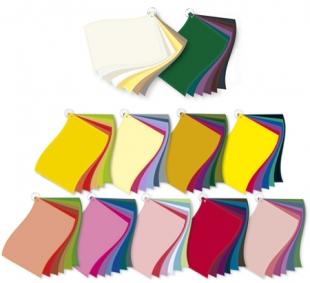 ColorFlag-Tüchersatz 70 / 9 Jahreszeiten