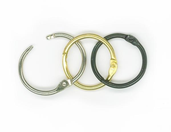 Binding Rings, ø 25 mm / PU (5)
