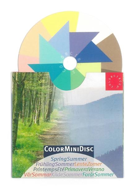 "ColorMiniDisc ""Spring-Summer"", 5 (PU)"