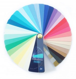 CP Combi Frühling-Sommer 36 Farben