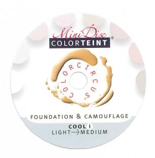 ColorTeint MiniDisc, VE (5 St.), kühl I (Sommer)